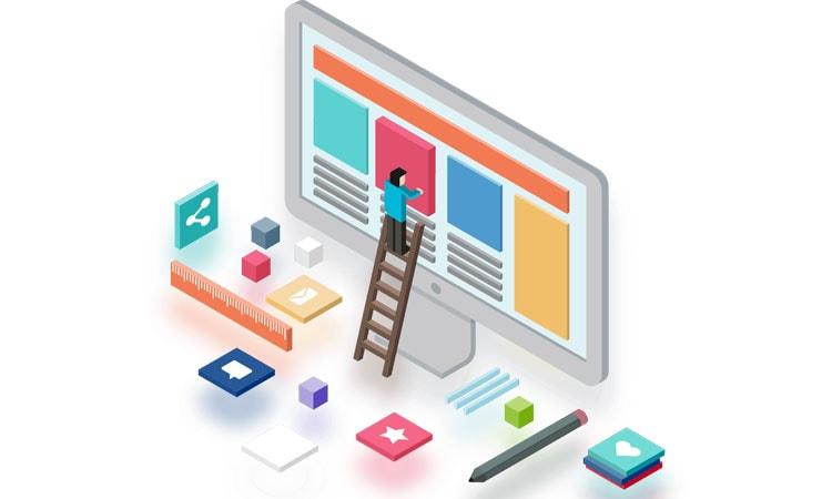 lucky web solutions usluge redizajn